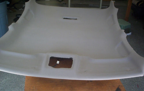 2003 Mazda 6 Headliner Replacement And Repair