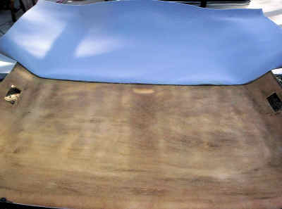 recovering headliner board buick lesabre