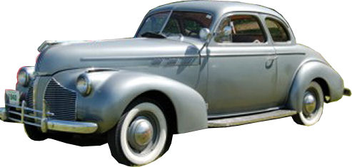 1938 To 1940 Pontiac Coupe Replacement Headliner From Wls