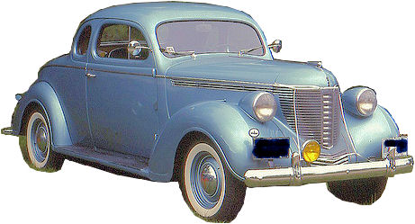 1936 To 1940 Desoto Coupe Replacement Headliner From Wls