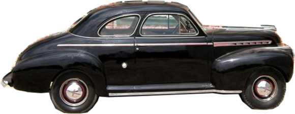 1941 Through 1946 Chevrolet Business Coupe Replacement