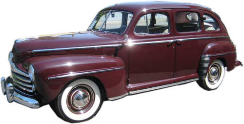 1946 To 1948 Ford 4 Door Sedan Replacement Headliner
