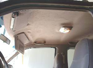 Ford Explorer Headliner