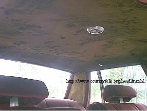 1985 buick lesabre headliner installation removal recovered and reinstalled. Black Bedroom Furniture Sets. Home Design Ideas