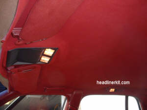 1992 Buick Park Avenue Headliner Installation With Step By Step