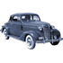 1937 to 1940 Chevy Master Deluxe coupe replacement headliner