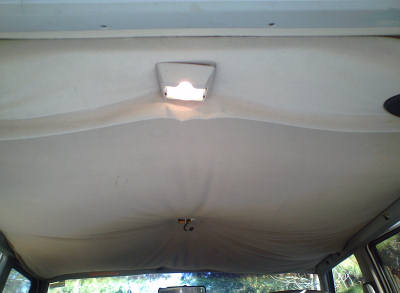 Headliner Installation And Repair In 1994 Jeep Cherokee