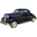 1937 to 1941 Chevrolet Business coupe replacement headliner without backseat