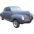 1940 to 1942 Plymouth Deluxe Business Coupe replacement headliner