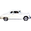 1946 to 1948 Plymouth 2dr Business Coupe replacement headliner