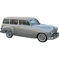 1949 thru 1952 Plymouth P22 Suburban Wagon headliner