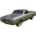 1965 to 1967 Chevrolet El Camino replacement headliner