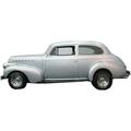 1940 Chevrolet 2 door sedan headliner
