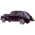 1940 and 42 Chevrolet 4 door sedan replacement headliner