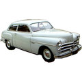 1959 to 1952 Dodge Wayfarer headliner