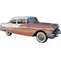 1955 to 1957 Pontiac 2 or 4 door sedan headliner