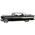 1955-1957 Pontiac Superchief/Starchief 4 door hardtop headliner