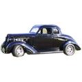 1935 to 1936 Dodge Coupe headliner