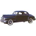 1946 to 1948 Dodge Custom club coupe