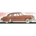1949 thru 1951 Pontiac Chieftain 2 door headliner