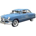 1949 to 1951 Ford 2 door sedan replacement headliner