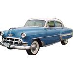 1953 1954 Chevy Belair 4 door headliner