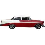1955-57 Belair 2 door sedan