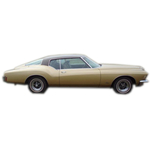 1971-73 Buick Riviera headliner
