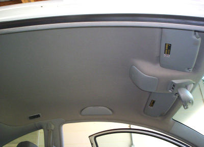 99 volkswagon beetle headliner replaced
